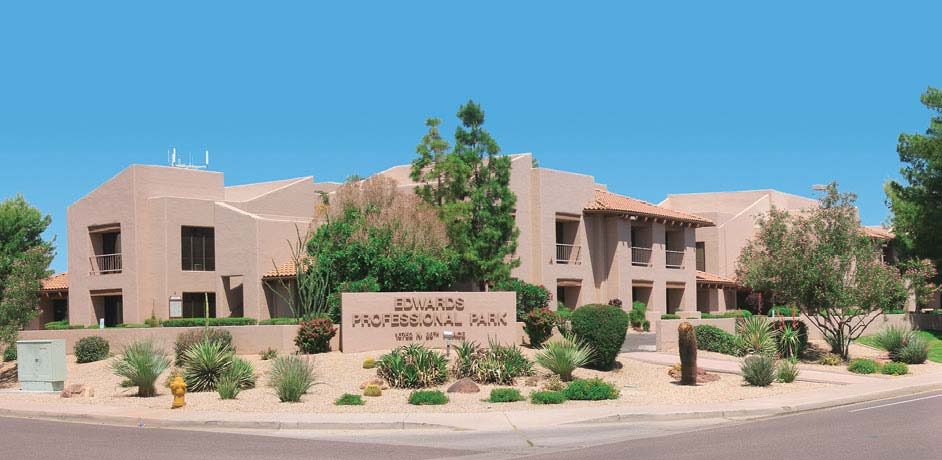 Dr. Steven Goldstein Dentist Located in Scottsdale, AZ at the Edwards Professional Park Building