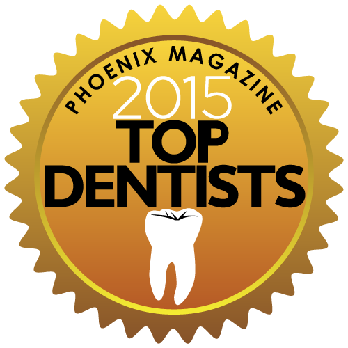 Phoenix Magazine 2015 Top Dentists