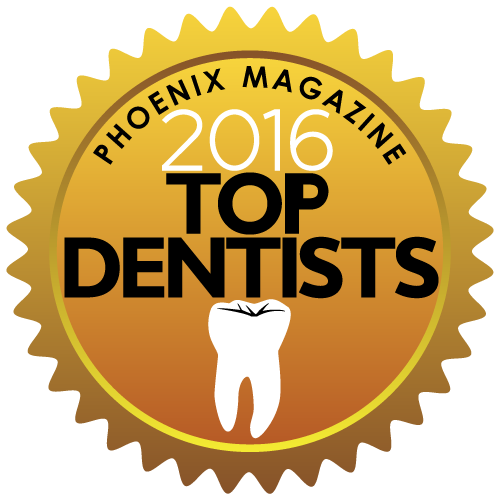 Phoenix Magazine 2016 Top Dentists