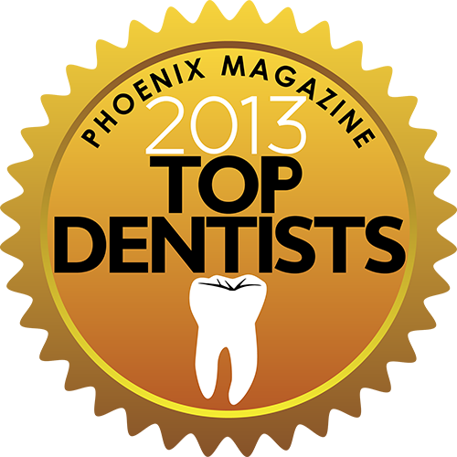 Phoenix Magazine 2013 Top Dentists