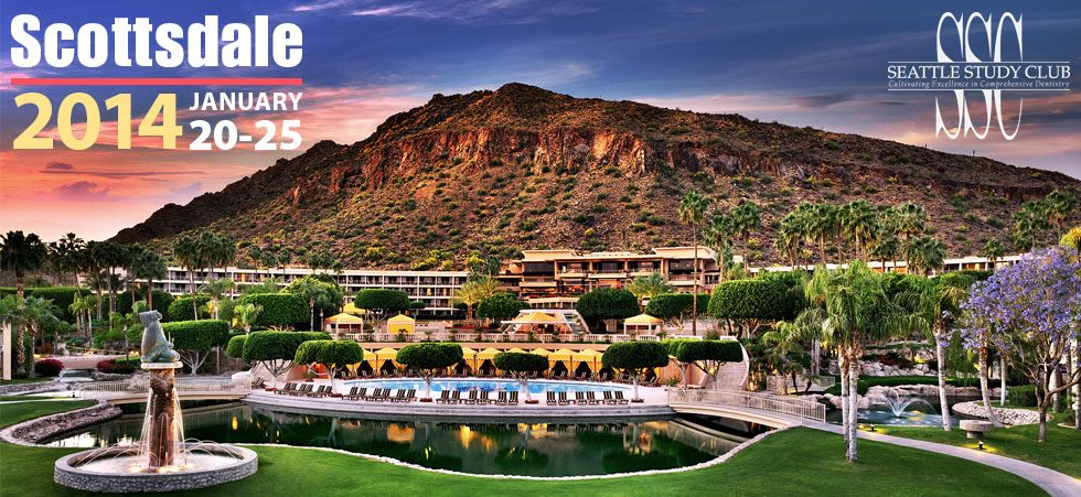 2014 Lectures & Seminars | Seattle Study Club National Symposium | Case Presentations for the Great Shootout | Dr. Steven Goldstein | Implant, Restorative & Cosmetic Dentistry | Scottsdale, AZ